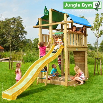 Jungle Gym Fort Jungle Gym Climbing Frames
