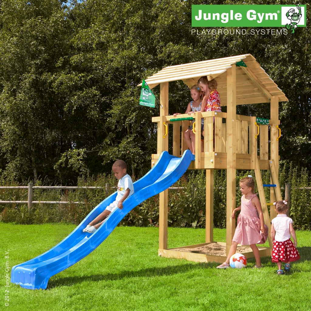 Jungle Gym Shelter