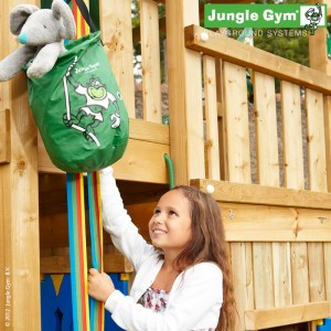 Jungle Gym Bucket Module Photo
