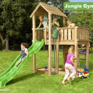 Jungle Gym Mansion Climbing Frame