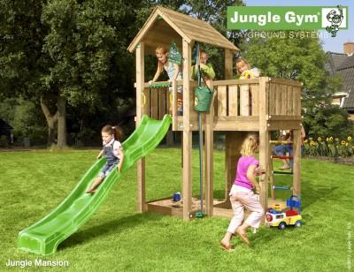 Jungle Gym Mansion Climbing Frame