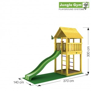 jungle gym cabin jungle gym climbing frames. Black Bedroom Furniture Sets. Home Design Ideas