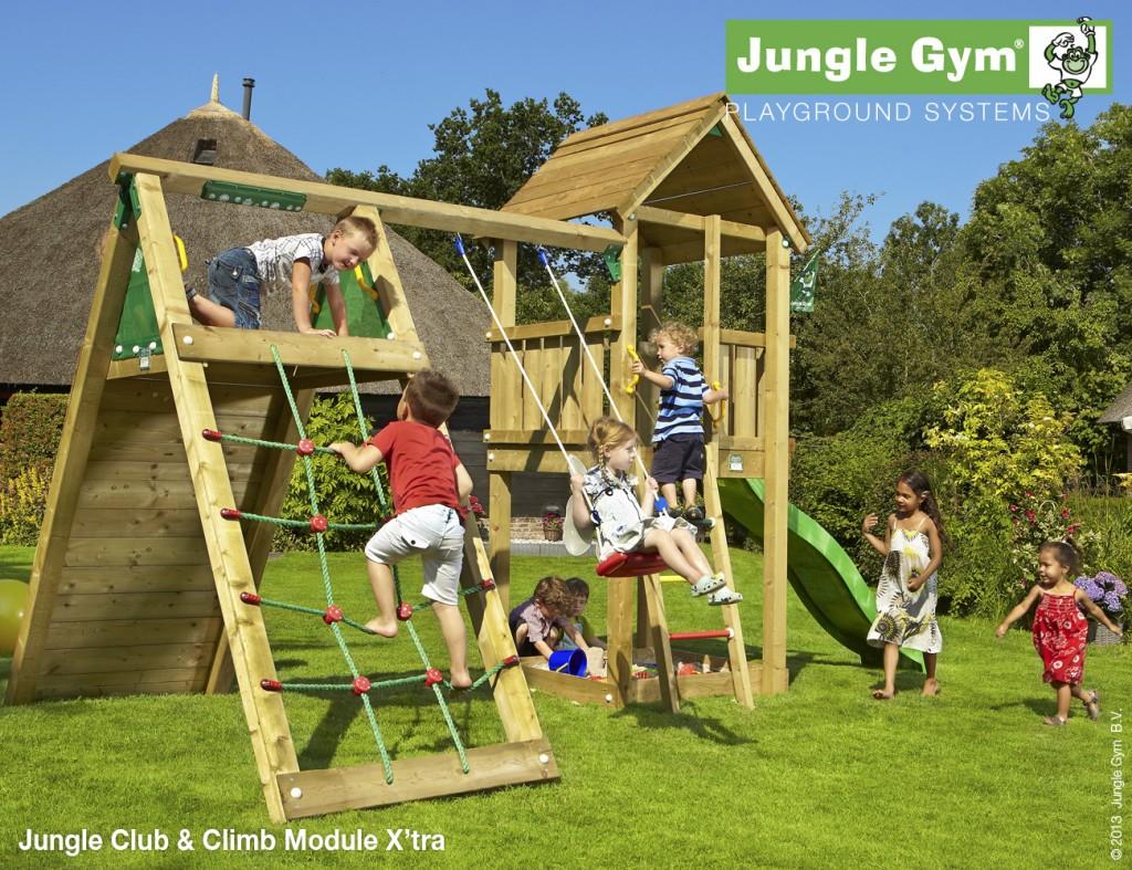 Jungle Gym Club Jungle Gym Climbing Frames