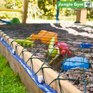 Cat Stop Net for sandpit