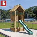 Hyland Commercial Climbing Frame