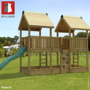 Commercial Climbing Frame