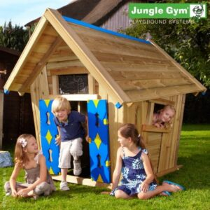 Jungle Gym Crazy Playhouse