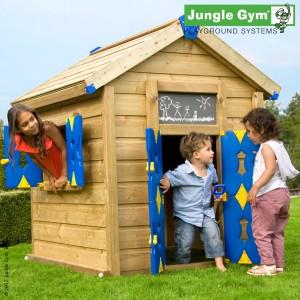 Детский домик из дерева своими руками фото размеры