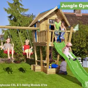 Jungle Gym Climbing Frame