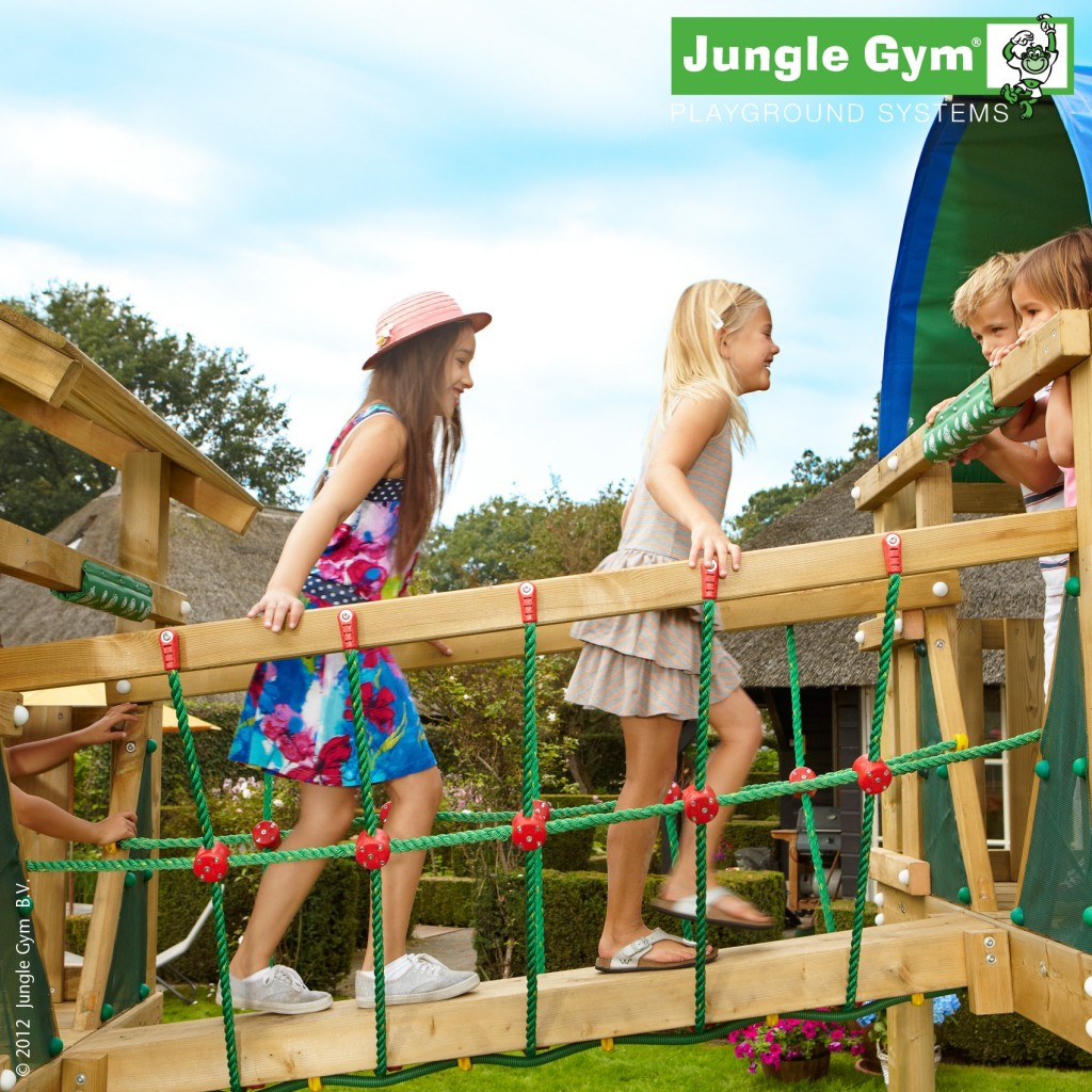 Jungle Gym net Link