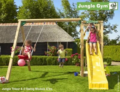 Jungle Gym Climbing Frames