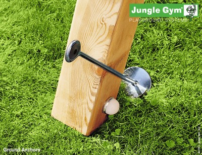 Jungle Gym Ground Anchors