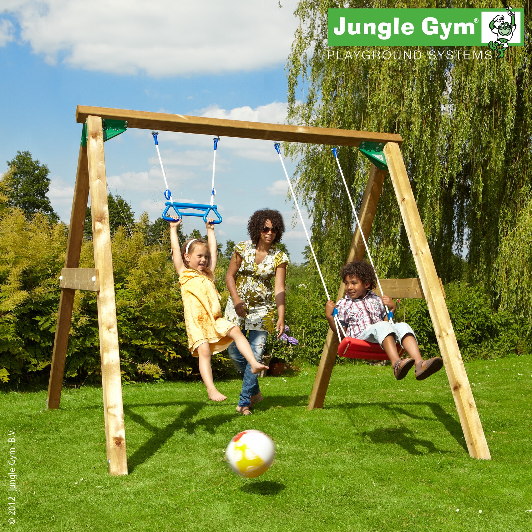 Win a Jungle Gym Swing